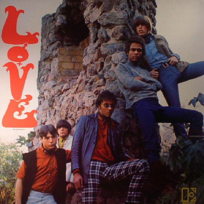 LOVE - Love (mono) (reissue)