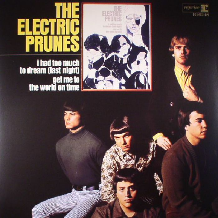 ELECTRIC PRUNES, The - The Electric Prunes (mono) (reissue)