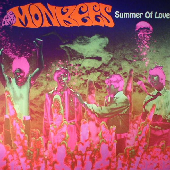 the monkees summer of love reissue vinyl at juno records. Black Bedroom Furniture Sets. Home Design Ideas