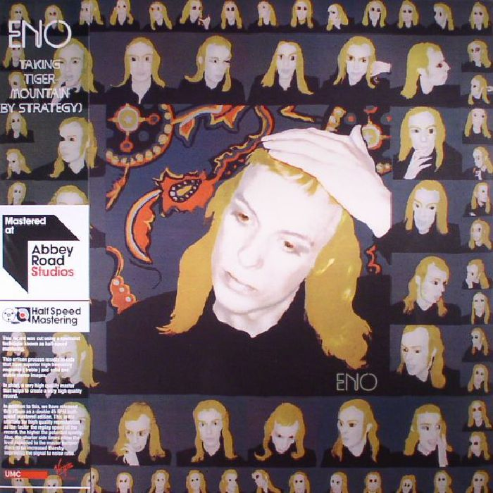 Brian Eno Taking Tiger Mountain By Strategy Half Speed