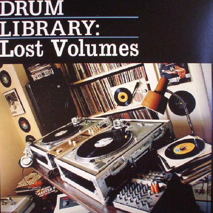 NICE, Paul - Drum Library: Lost Volumes