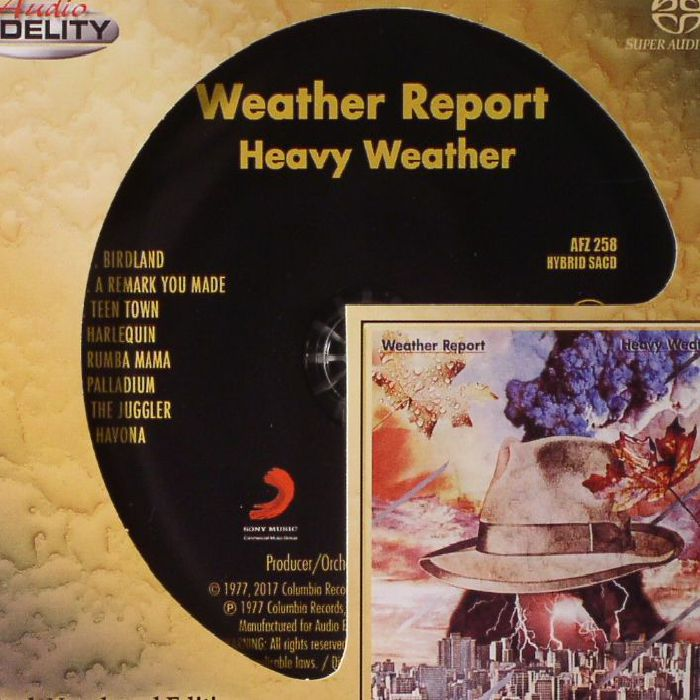 Weather Report Heavy Weather Reissue Vinyl At Juno Records