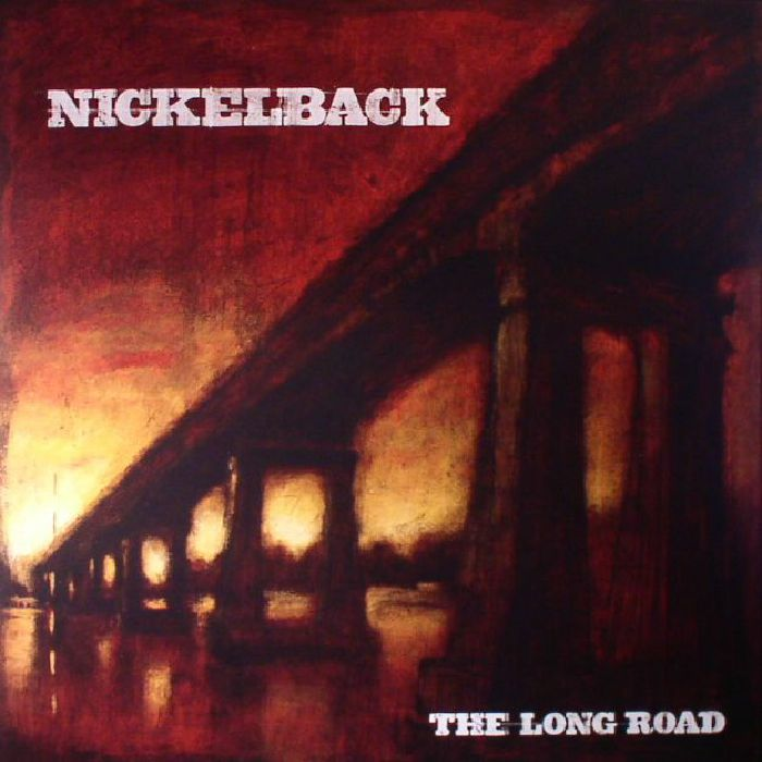 NICKELBACK - The Long Road (reissue)
