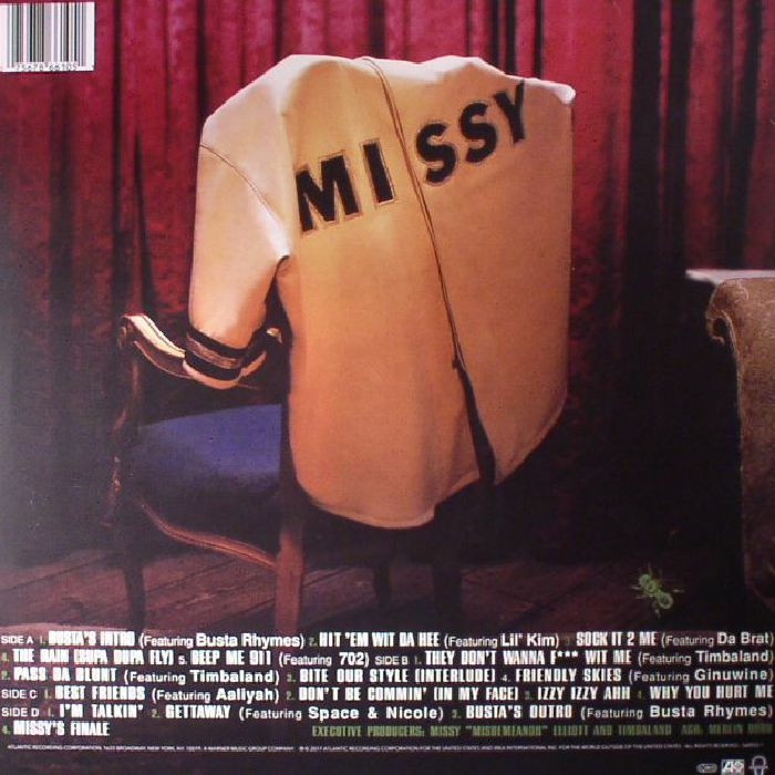 MISSY ELLIOTT - Supa Dupa Fly (reissue)
