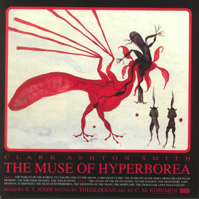 SMITH, Clark Ashton/ST JOSHI/THEOLOGIAN - The Muse Of Hyperborea