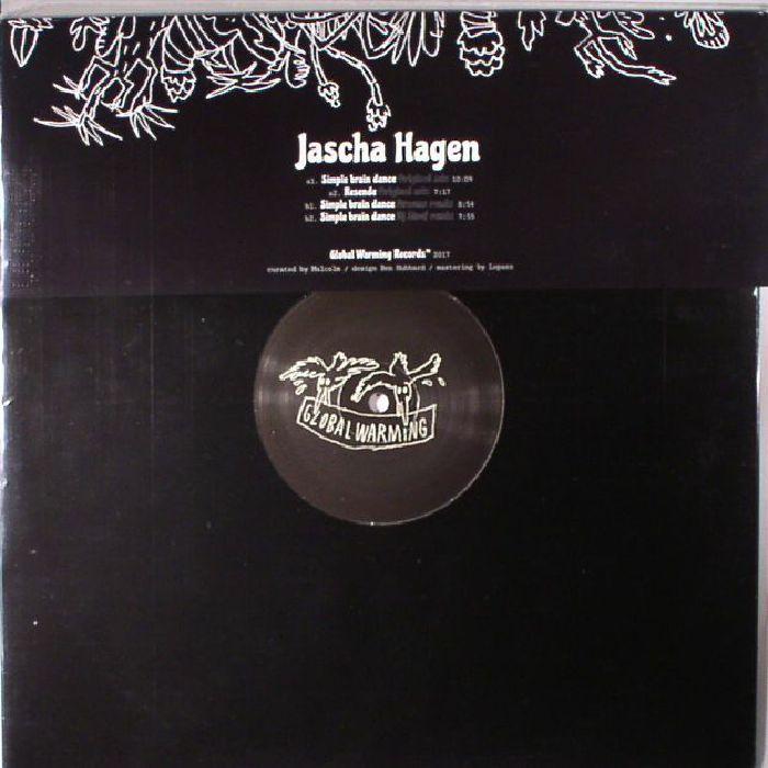 HAGEN, Jascha - Simple Brain Dance