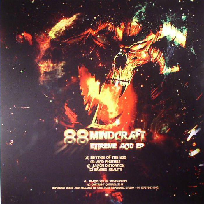 88 MINDCRAFT - Extreme Acid EP