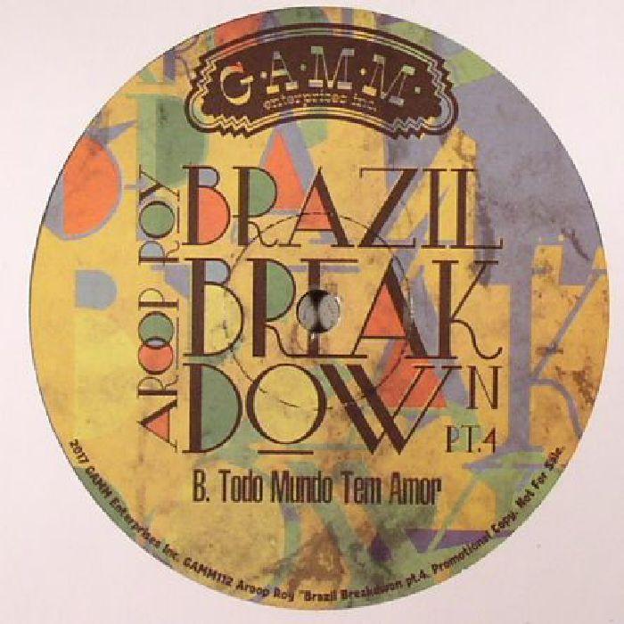 ROY, Aroop - Brazil Breakdown Part 4