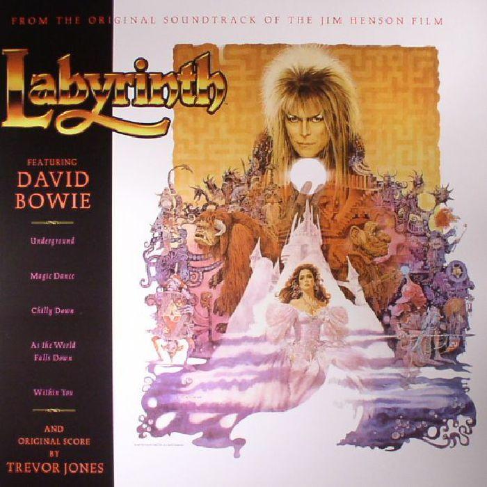 David bowie & trevor jones labyrinth (lp).