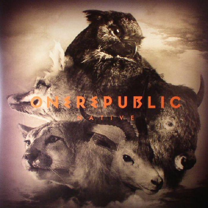 ONEREPUBLIC - Native (reissue)