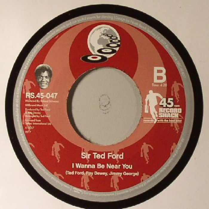 SIR TED FORD - Disco Music
