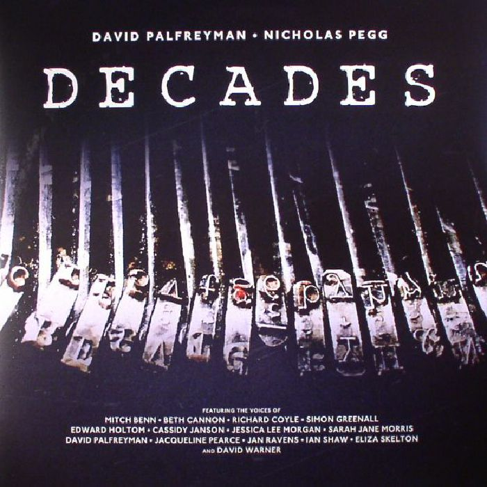 PALFREYMAN, David/NICHOLAS PEGG - Decades
