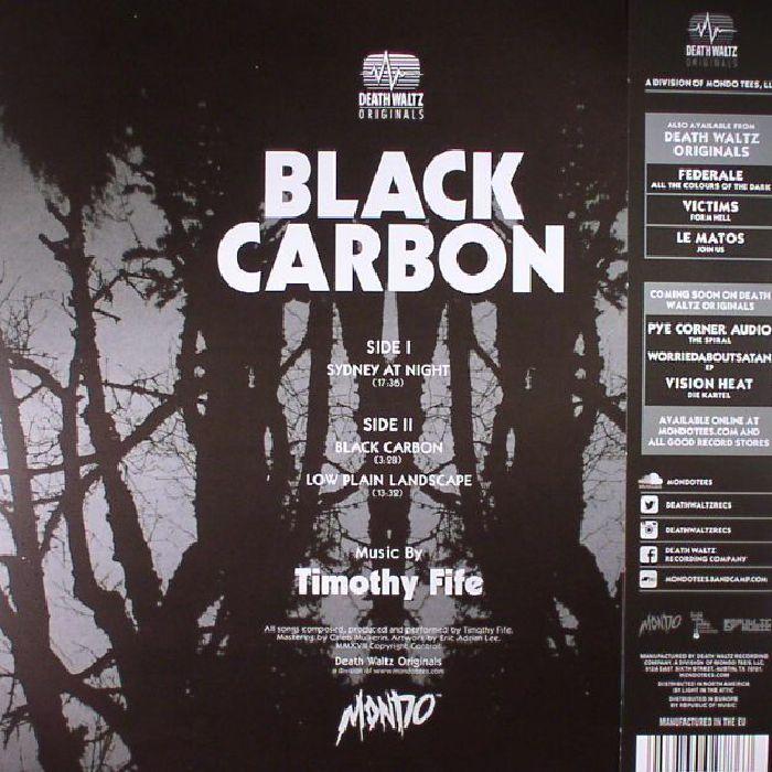 FIFE, Timothy - Black Carbon
