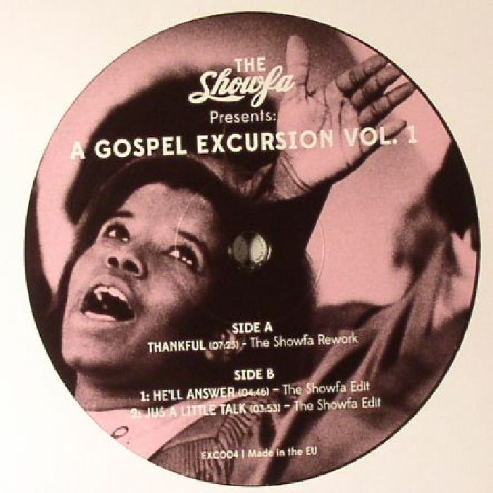 SHOWFA, The - A Gospel Excursion Vol 1
