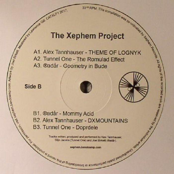 TANNHAUSER, Alex/TUNNEL ONE/RADAR - The Xephem Project