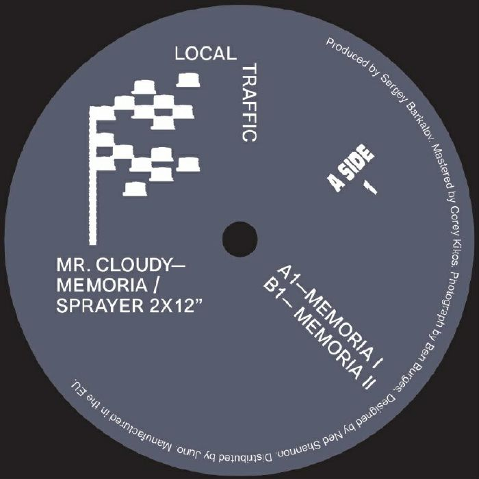 MR CLOUDY - Memoria/Sprayer