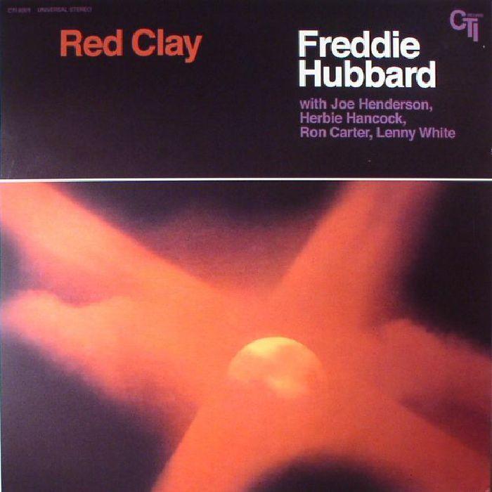 HUBBARD, Freddie - Red Clay