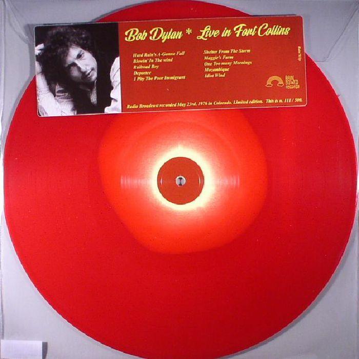 DYLAN, Bob - Live In Fort Collins FM Broadcast