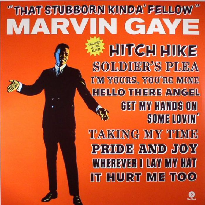GAYE, Marvin - That Stubborn Kinda Fellow