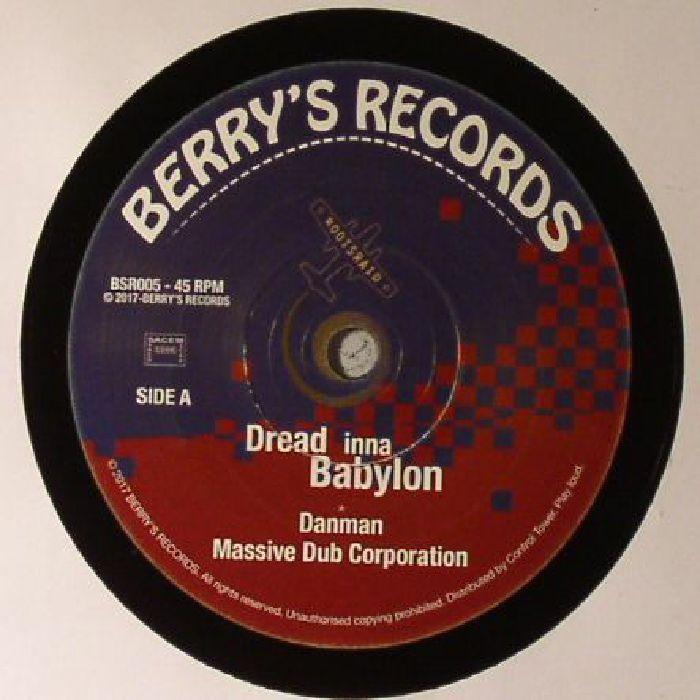 DANMAN/MASSIVE DUB CORPORATION - Dread Inna Babylon