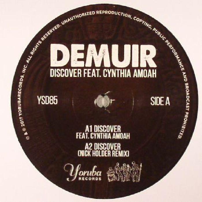 DEMUIR feat CYNTHIA AMOAH - Discover