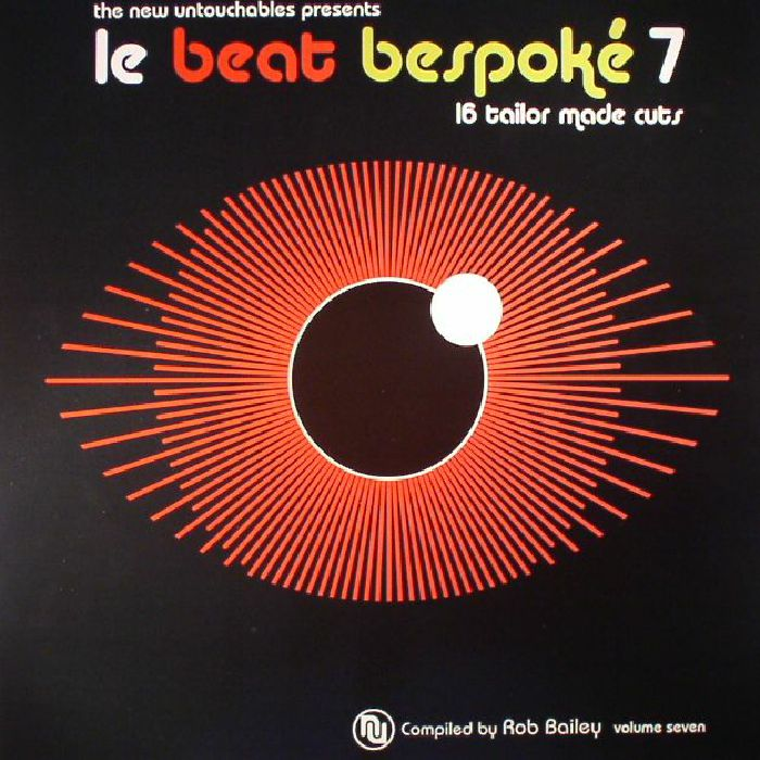 BAILEY, Rob/VARIOUS - Le Beat Bespoke Volume 7