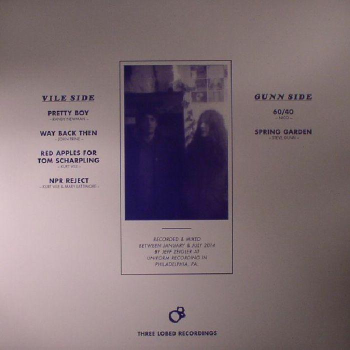 VILE, Kurt/STEVE GUNN - Gunn Vile