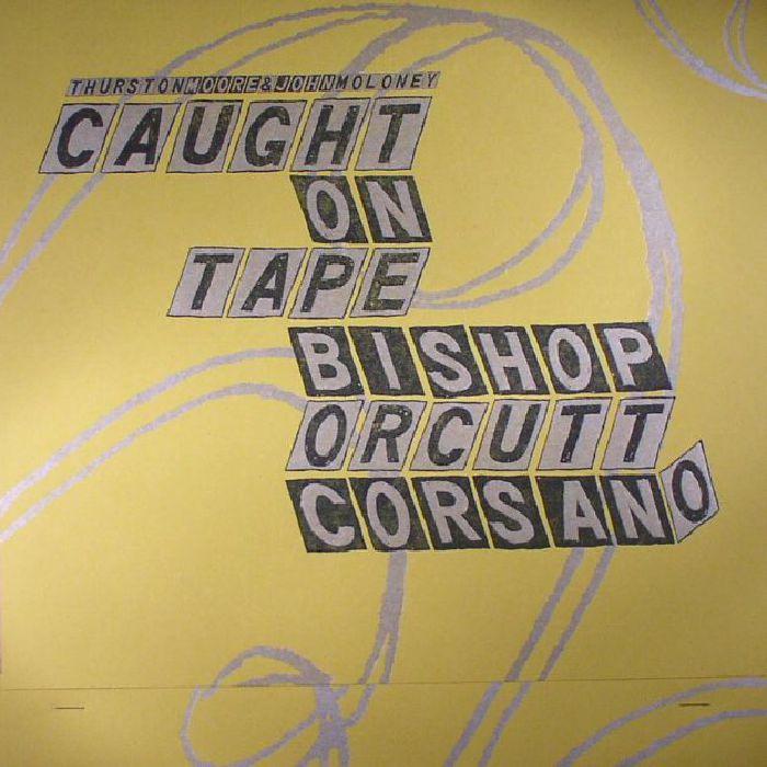 MOORE, Thurston/JOHN MOLONEY/CAUGHT ON TAPE/ALAN BISHOP/BILL ORCUTT/ CHRIS CORSANO - Parallelogram A La Carte