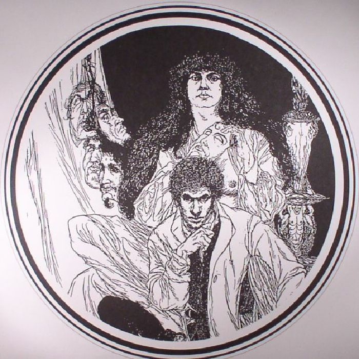 PSYCHIC TV - Allegory & Self (reissue)