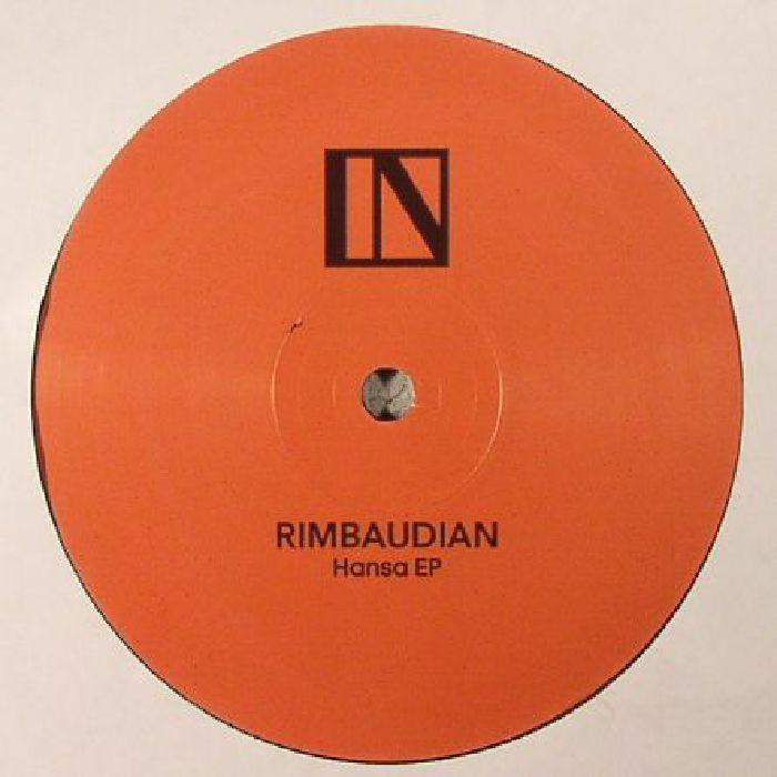 RIMBAUDIAN - Hansa EP