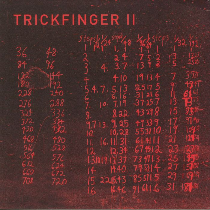 FRUSCIANTE, John aka TRICKFINGER - Trickfinger II