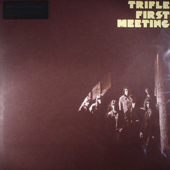 TRIFLE - First Meeting (reissue)