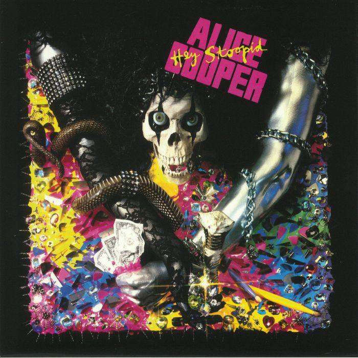 COOPER, Alice - Hey Stoopid (reissue)