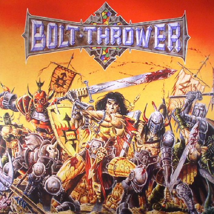BOLT THROWER - Warmaster (reissue)