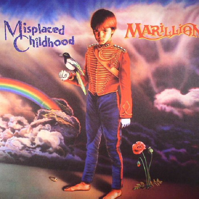 MARILLION - Misplaced Childhood (remastered) (reissue)