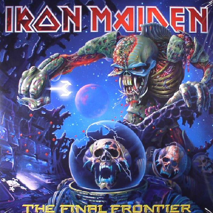 IRON MAIDEN - The Final Frontier (reissue)