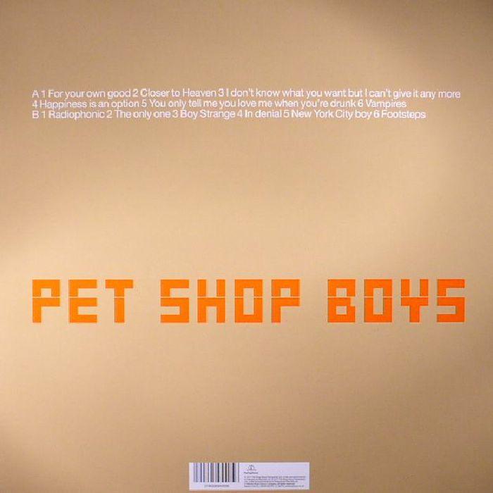 PET SHOP BOYS - Nightlife (remastered)