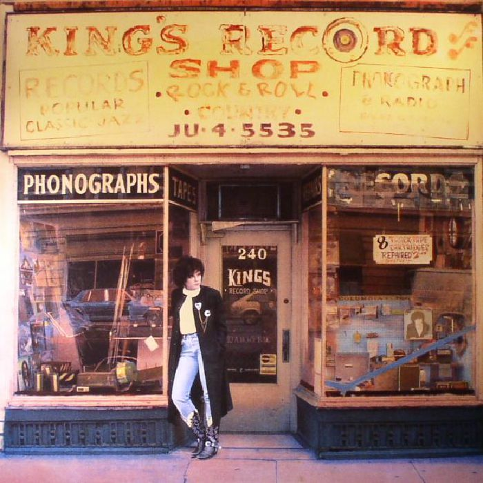 CASH, Rosanne - King's Record Shop (reissue)