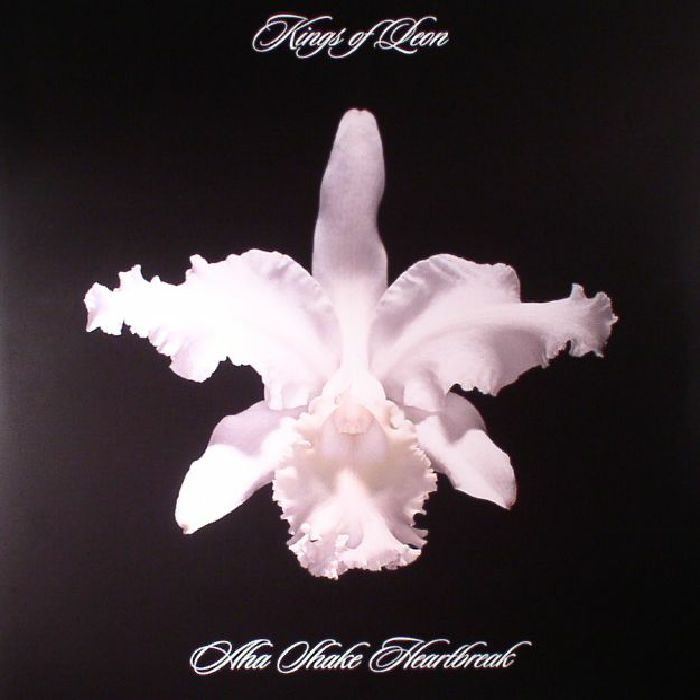 KINGS OF LEON - Aha Shake Heartbreak (reissue)