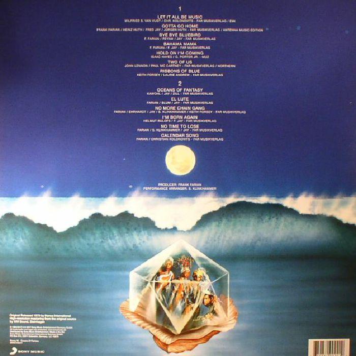 BONEY M - Oceans Of Fantasy (reissue)