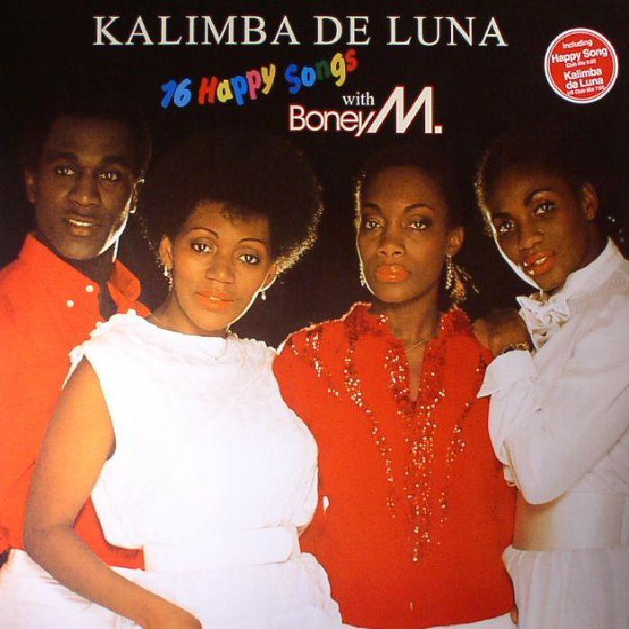 BONEY M - Kalimba De Luna (reissue)