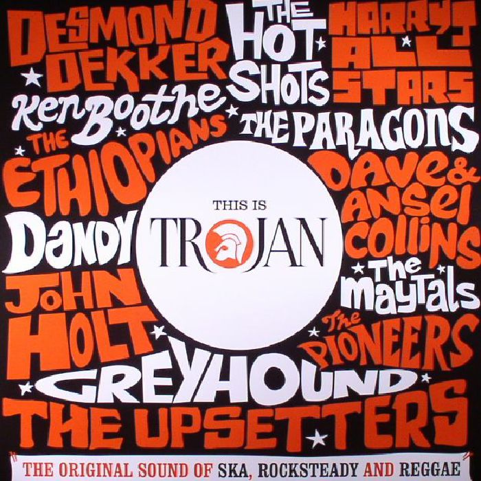VARIOUS - This Is Trojan (reissue)