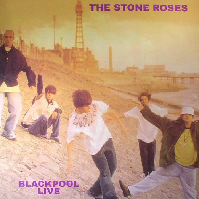 The STONE ROSES Blackpool Live vinyl at Juno Records.