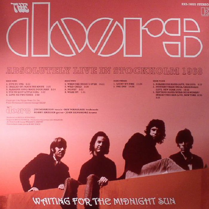 DOORS, The - Waiting For The Midnight Sun