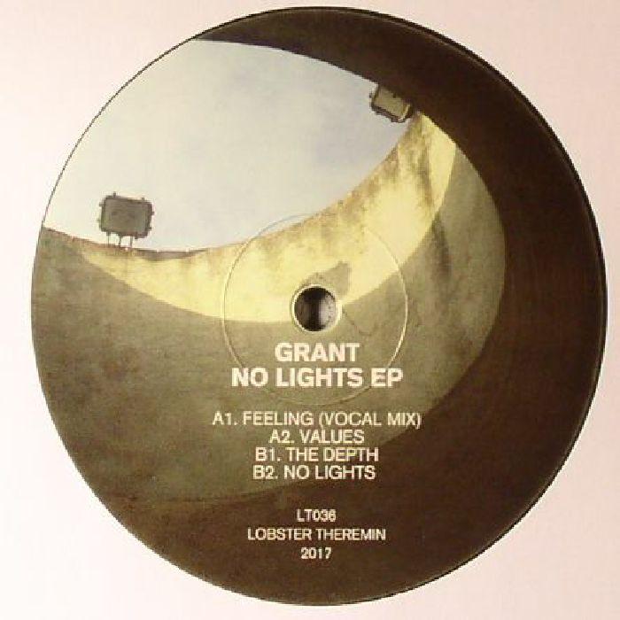 GRANT - No Lights EP