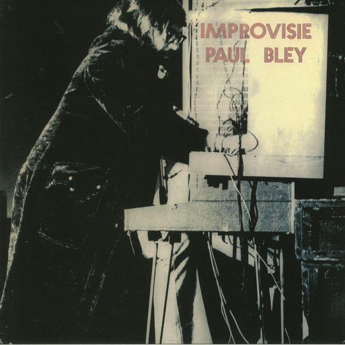 BLEY, Paul - Improvisie (reissue)