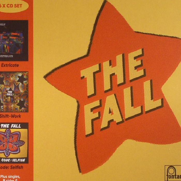 FALL, The - The Fontana Years