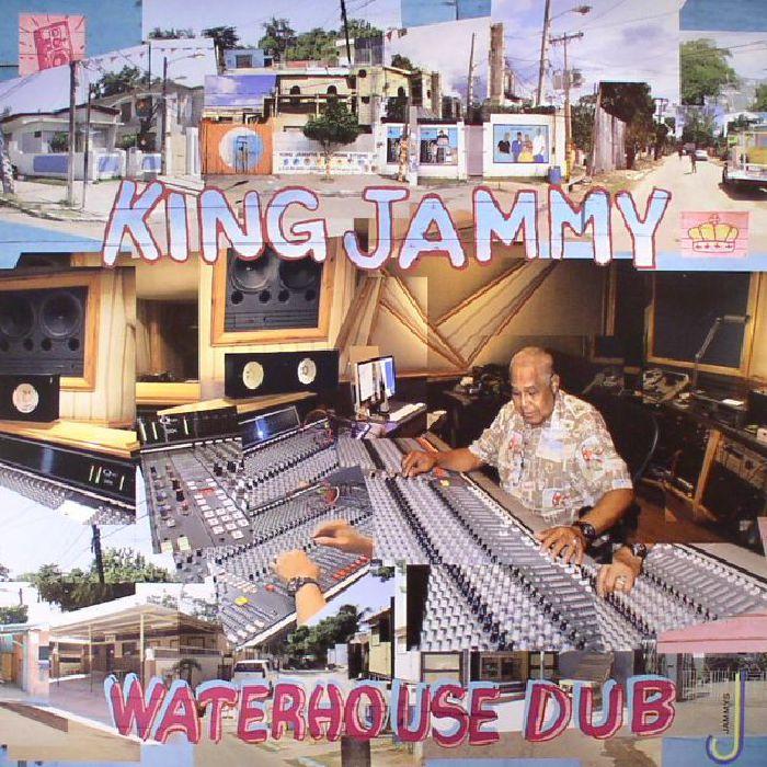 KING JAMMY - Waterhouse Dub