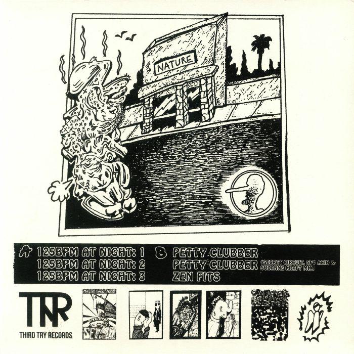 SFV ACID - Petty Clubber EP