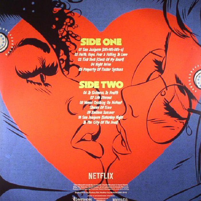 MANSELL, Clint - Black Mirror: San Junipero (Soundtrack)